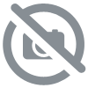 HIPSTER106-CASQUE FASHION HIPSTER-106 NOIR/ROUGE